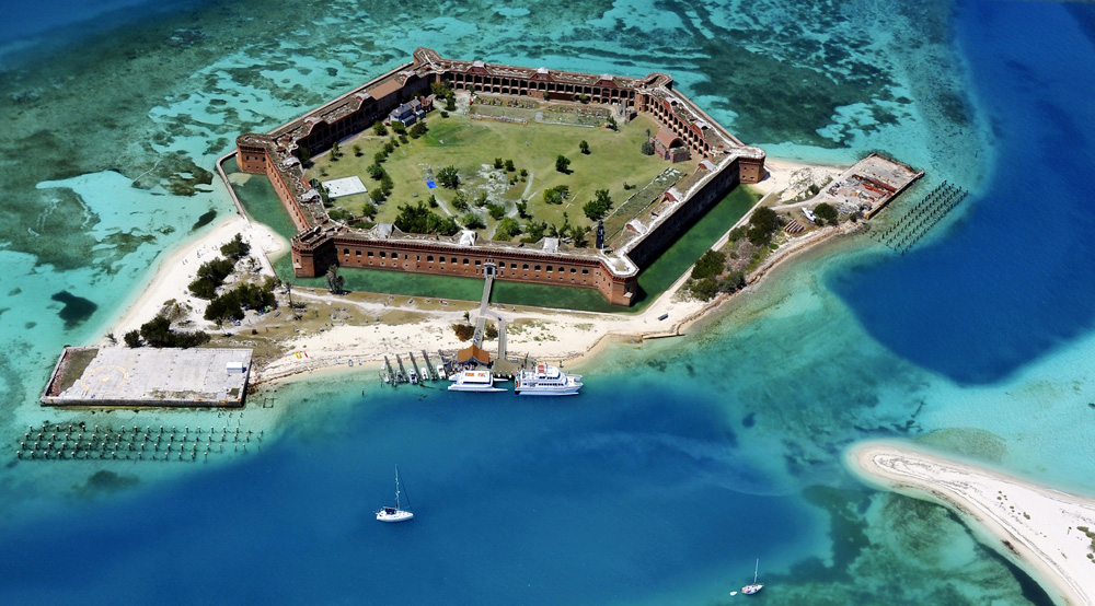 Fort Jefferson - Visit a National Treasure and Marine Paradise
